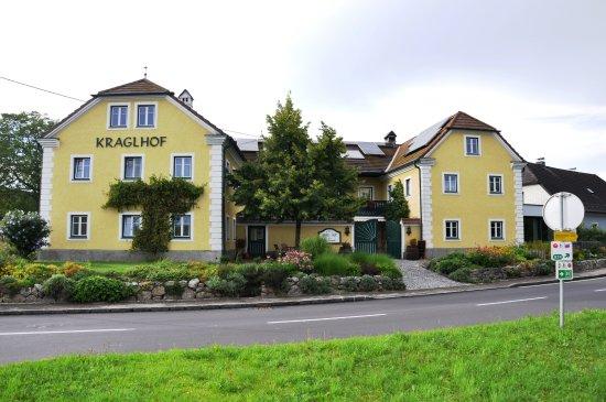 Mitterkirchen im Machland, Austria: Gasthaus w całej okazałości.