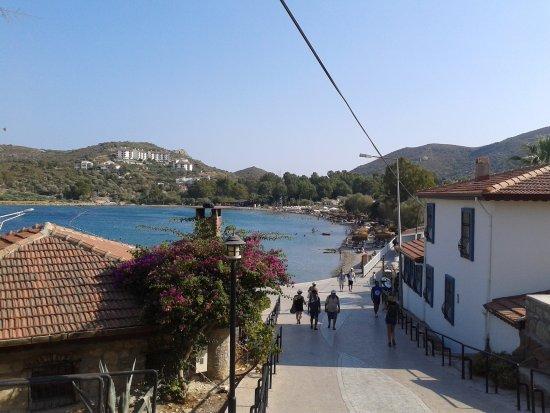 Datca, Tyrkiet: Taşlık Plajı