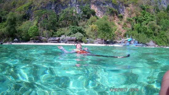 Coron Island Hopping Sunset Beach