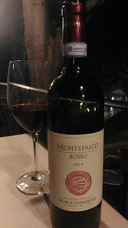 Molino del Duca Cesi: Montefalco Rosso