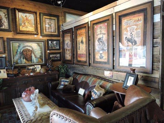Adobe Western Art Gallery