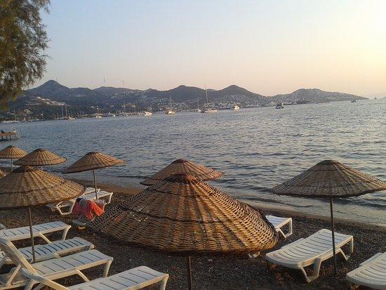 Yalikavak, Türkei: Yalıkavak Halk Plajı