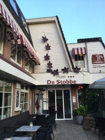 Ruinen, The Netherlands: Hotel Brasserie De Stobbe