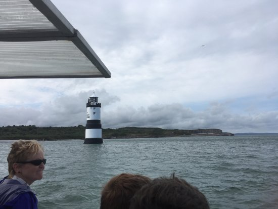 Beaumaris, UK: Starida Puffin Island Cruises & Sea Fishing Trips