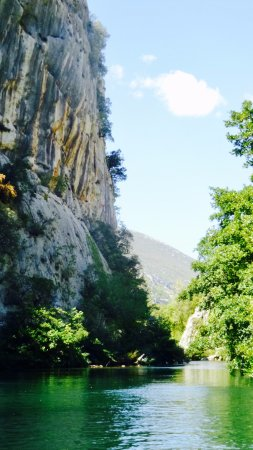 AndAdventure holidays: Rafting in Cetina Canyon