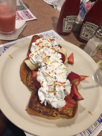 State Line Diner: French toast