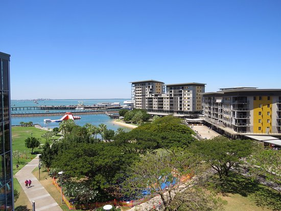 Darwin waterfront for 7 kitchener drive darwin