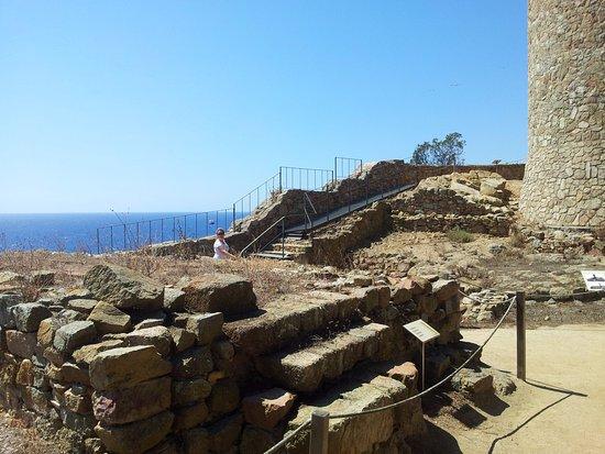 Castell de Sant Joan (Sant Joan Castle) : Castell de Sant Joan