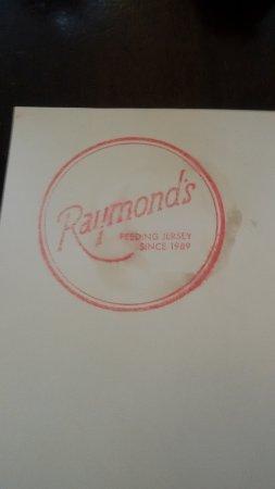 Raymond's: nome del locale