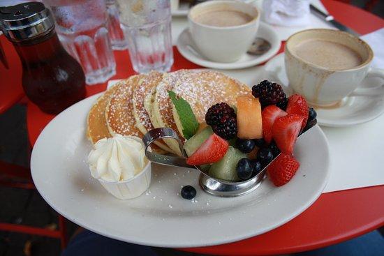Raymond's: pancake favolosi
