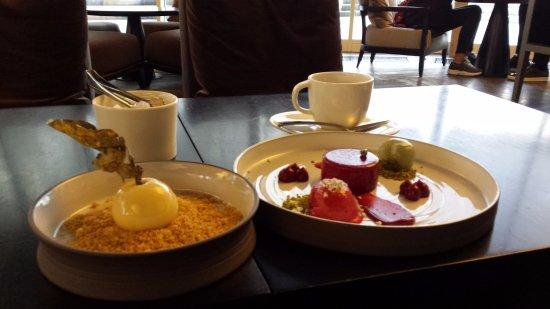Stebuklai: Dessert