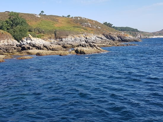 Barco Isla de Ons - Cruceros Rias Baixas: 20170823_113937_large.jpg