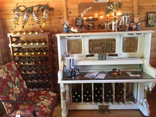 Vassalboro, ME: Tasting Room