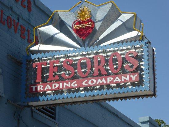 Tesoros Trading Company
