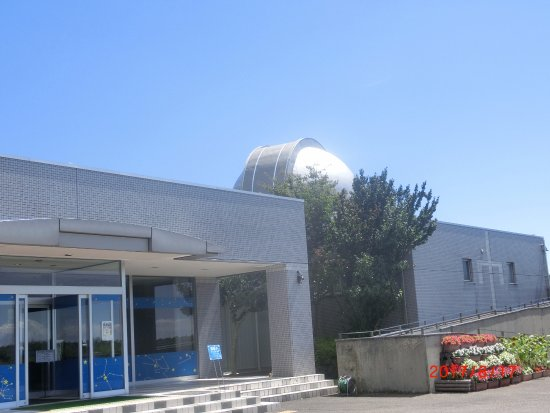 Ishikawa Prefecture Yanagida Star Observation Hall Mantemboshi
