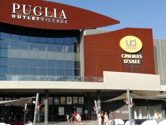 IMG_20170826_170034_large.jpg - Picture of UCI Molfetta Outlet ...