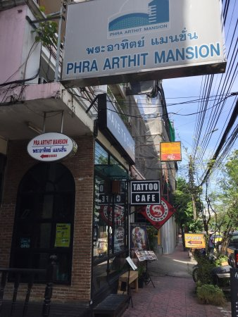 Phra Arthit Mansion: photo0.jpg