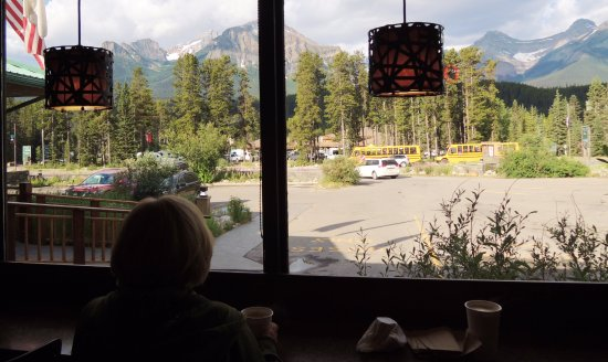 Javalanche Cafe: COFFEE WITH A VIEW