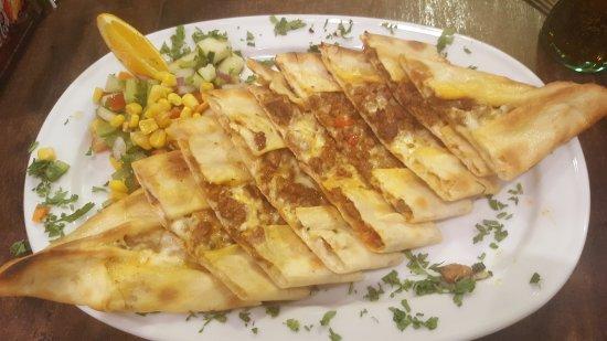 Restaurante divan en barcelona con cocina turca for Divan kebab carte
