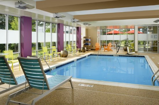 Indoor pool picture of home2 suites by hilton arundel - Arundel hotels with swimming pool ...