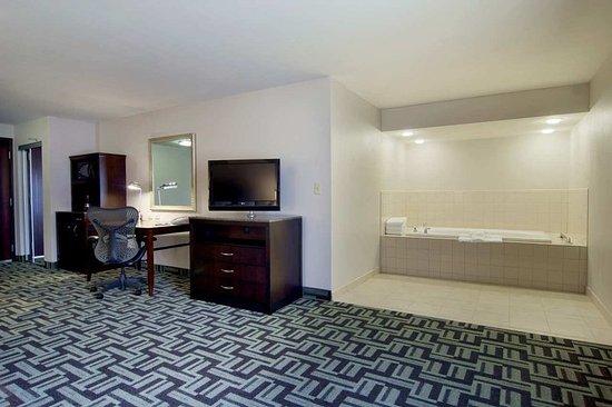 Hilton Garden Inn South Bend: Whirlpool Suite