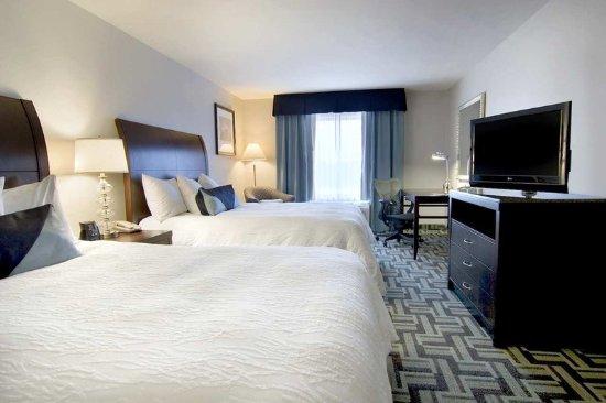 Hilton Garden Inn South Bend: 2 Queen Beds