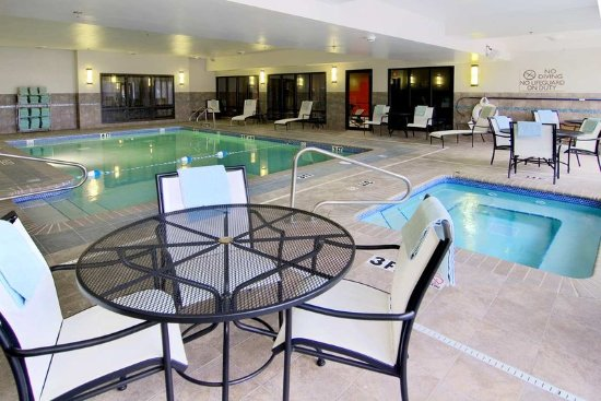 Hilton Garden Inn South Bend: Indoor Pool/Whirlpool