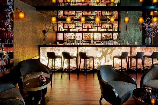 Buddha-Bar Hotel Paris: Bar Le QU4TRE
