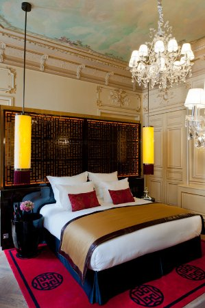 Buddha-Bar Hotel Paris: Suite De Gagny