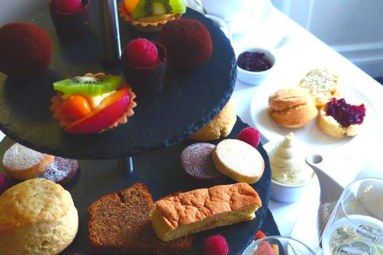 Hotel Indigo Edinburgh : Indulge in a the great British tradition that is Afternoon tea