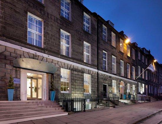 Hotel Indigo Edinburgh: Hotel Exterior