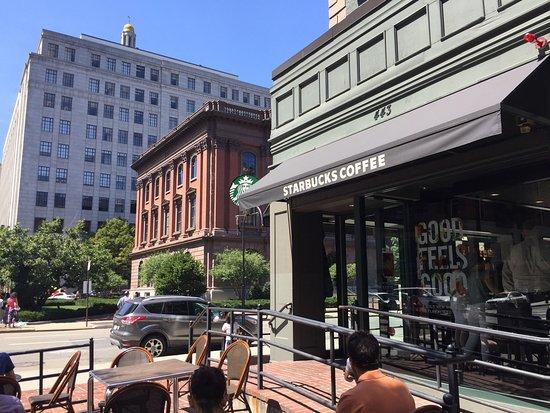 Starbucks Boston 443 Boylston St
