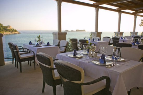 Hotel More: Restaurant