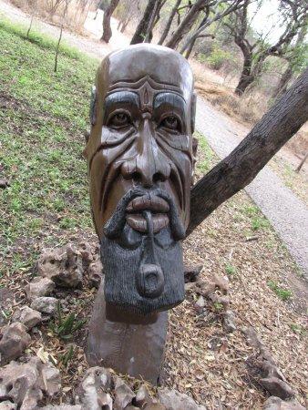 Wood carving picture of victoria falls victoria falls tripadvisor