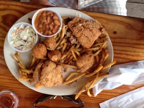 Mickey's Bar and Grill : Fish Platter