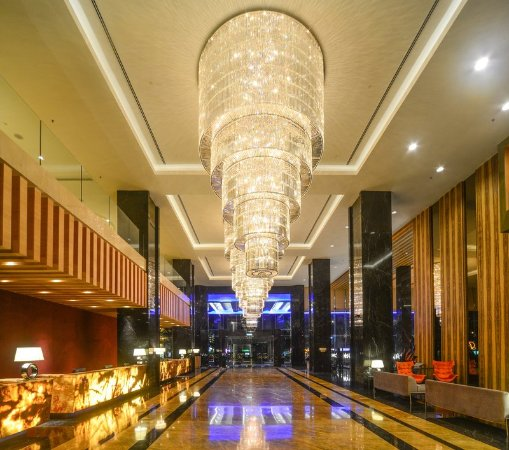Seberang Jaya, Malaysia: Main Lobby