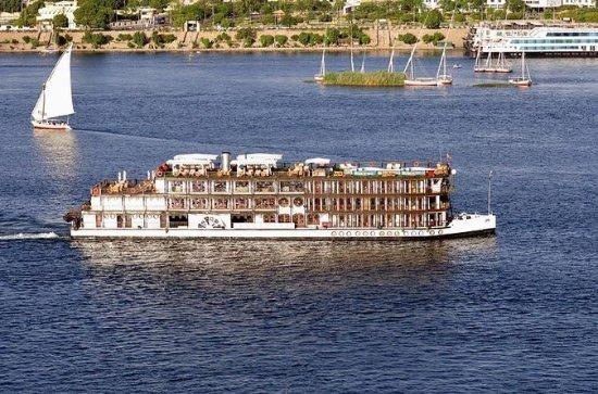 8-Night Luxury Tour from Cairo...
