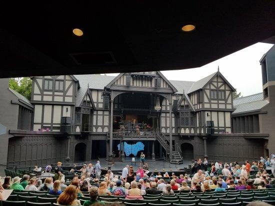 Oregon Shakespeare Festival: 20170821_191836_large.jpg