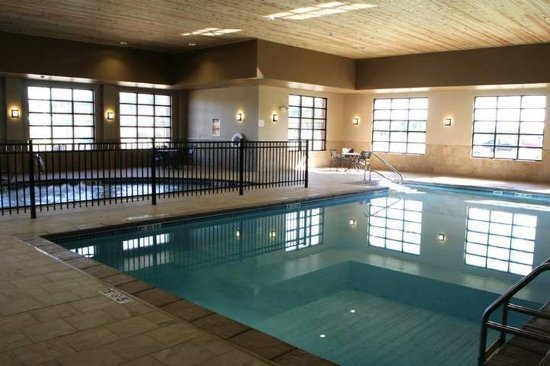 Recreational facilities picture of hilton garden inn sioux city riverfront sioux city for Hilton garden inn sioux city riverfront
