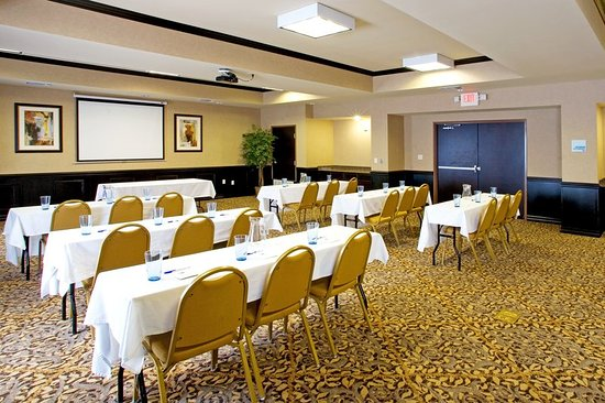 Holiday Inn Express & Suites Corpus Christi: Meeting Room