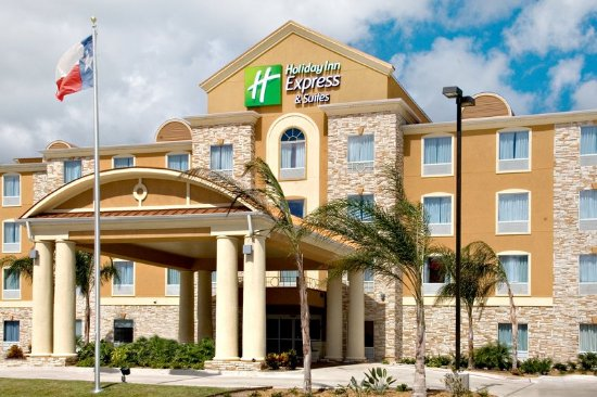 Holiday Inn Express & Suites Corpus Christi: Hotel Exterior