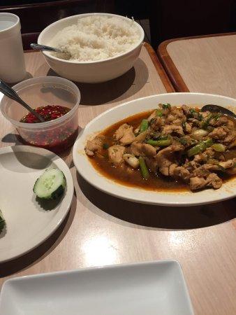 Thai Food Streeterville