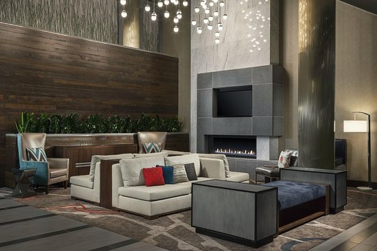 Hilton Garden Inn Washington DC / Georgetown Area : Hotel Lobby