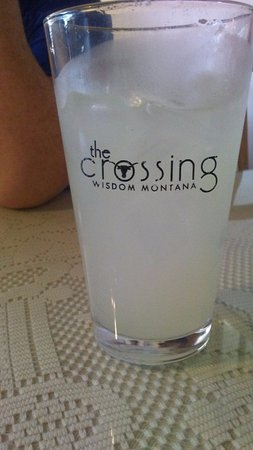 Wisdom, MT: Good lemonade