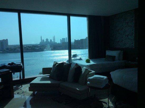 Fairmont Bab Al Bahr: Room with a view ❤️