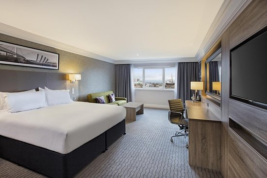 Doubletree by Hilton Hotel Glasgow Central: King Deluxe