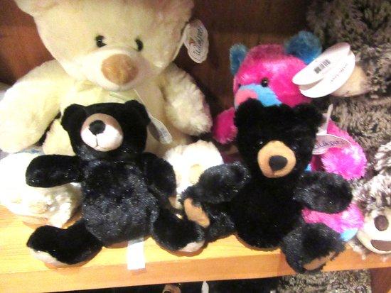 Gift Dept., Black Bear Diner, Milpitas, CA