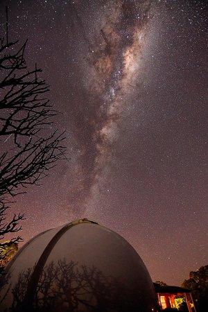 Ballandean, Australia: taken outside the Observatory