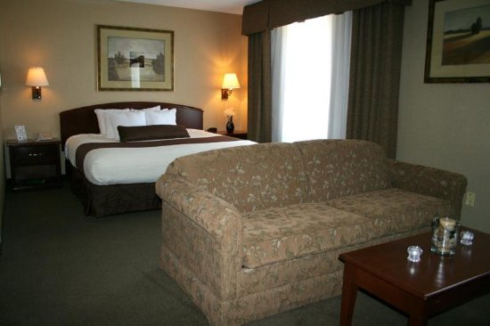 Thief River Falls, MN: Guest room