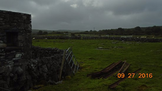 Caherconnell, Irlanda: Surviving structure